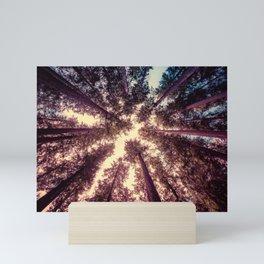 Reaching the Sky Mini Art Print