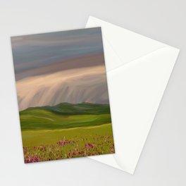 Rain Brings Life Stationery Cards