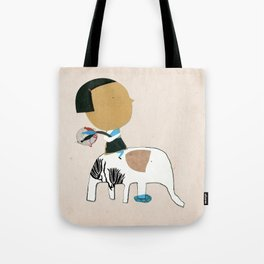 Time to go back Tote Bag