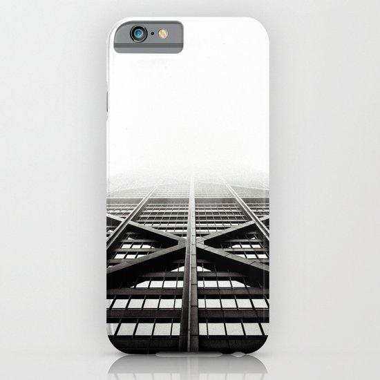 Chicago - Hancock iPhone & iPod Case