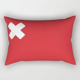 SUPER MEAT BOY Rectangular Pillow
