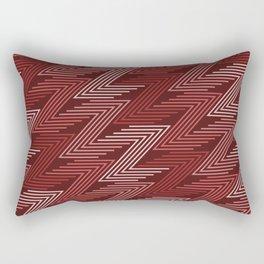Op Art 91 Rectangular Pillow