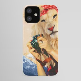 LEO WANDERLUST ADVENTURER iPhone Case