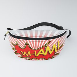 Wham explosion Fanny Pack