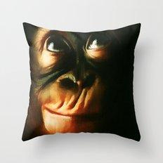 ALBERT Throw Pillow