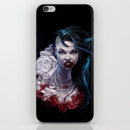 "Marceline  ""shades of red"" iPhone Skin"