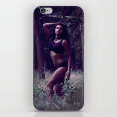 Secret beach trail iPhone & iPod Skin
