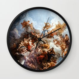 Renaissance Wall Clock