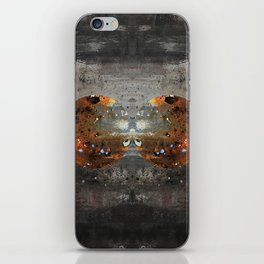 A Rusty Start iPhone Skin