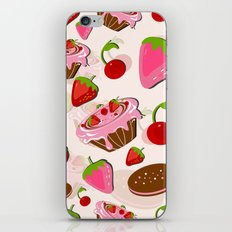 Sweets for the Sweet iPhone & iPod Skin