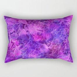 Frozen Leaves 26 Rectangular Pillow