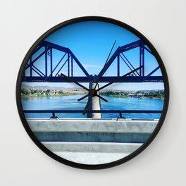 Think Bridge Wall Clock