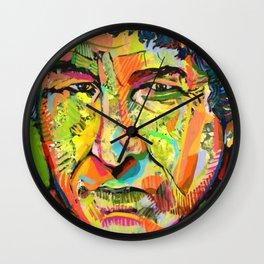 Chaos is a Friend Wall Clock