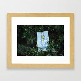 Tarot Framed Art Print