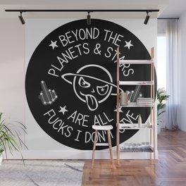 Beyond the Stars Wall Mural