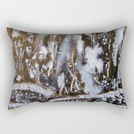 Snowlight Rectangular Pillow