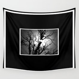 Sinister Tree Wall Tapestry