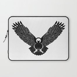 Eagle soldiers Laptop Sleeve