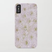 lace iPhone & iPod Cases featuring Lace by Jacky Parker Floral Art