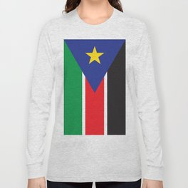 South Sudan Long Sleeve T-shirt