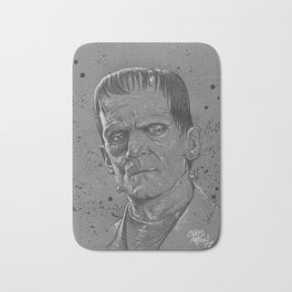Frankenstein Monster Bath Mat