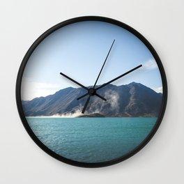 Kluane Wall Clock