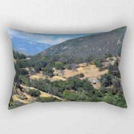 California Landscape Rectangular Pillow