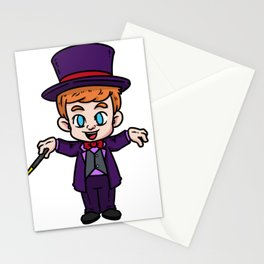 Wizard Magician Gift Warlock Illusionist Stationery Cards