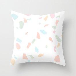 Saltwater Taffy Throw Pillow