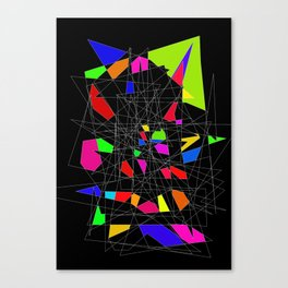 Perspective of the mindless Canvas Print
