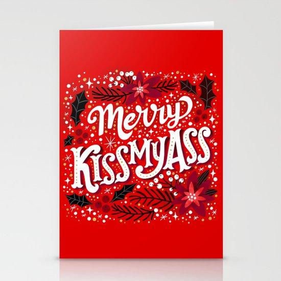 Merry Kissmyass by cynthiaf