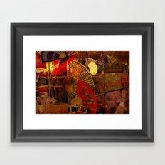 Asian Art Framed Art Print