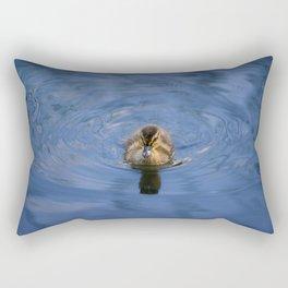 Baby Duck Rectangular Pillow