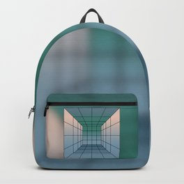 Shooting gallery without targets Backpack