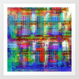 20180307 Art Print