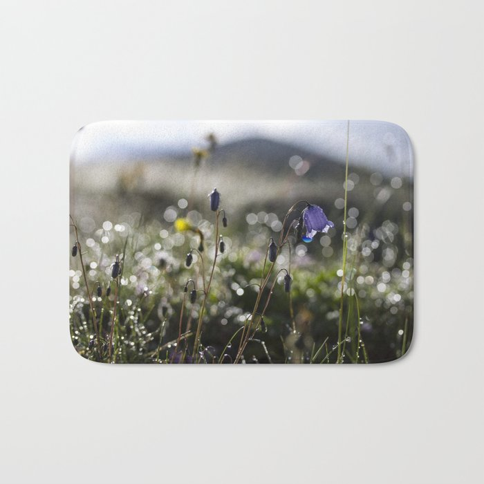 Bellflower Bath Mat