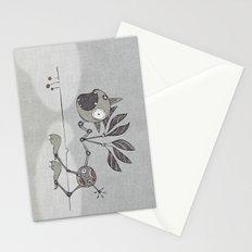 Grey Shrieky Stationery Cards