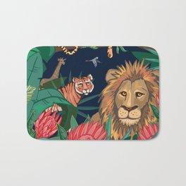 Jungle Boogie Bath Mat