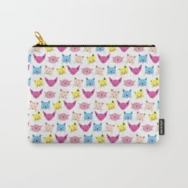 I love cats Carry-All Pouch