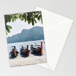 Longtail Lineup Stationery Cards