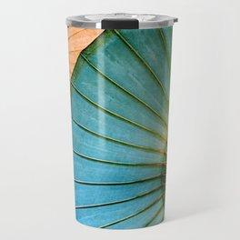 Chinese Paper Umbrellas Travel Mug