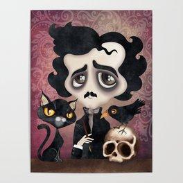 Edgar Poet Poster