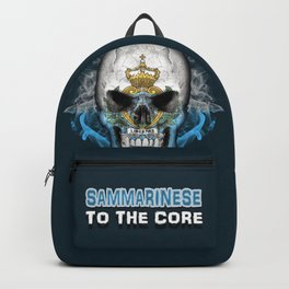 To The Core Collection: San Marino Backpack