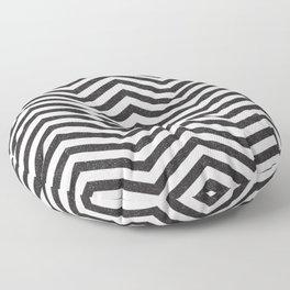 chevron Floor Pillow