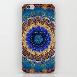 Very Bohemian Bright Mandala iPhone Skin