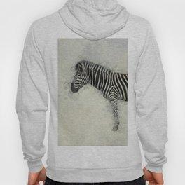 Zebra Art Hoody