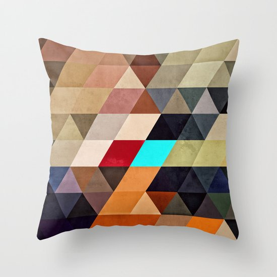 nww pyyce Throw Pillow