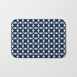 Blue + White | No. 1 Bath Mat