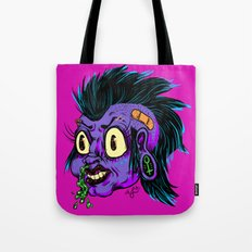 Behave Yourself, Young Lady! Tote Bag