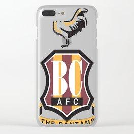 Bradford City Clear iPhone Case